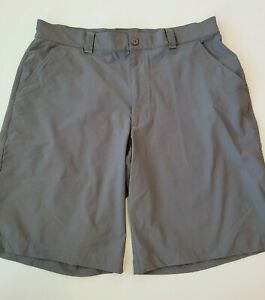 Mens Under Armour Golf Shorts size 36 gray $18.00