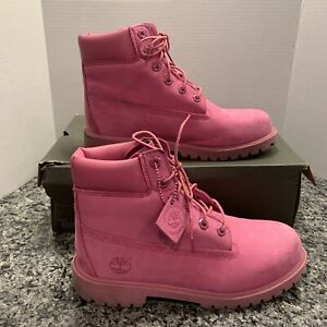 TIMBERLAND® Womens Boots Size 7 Waterproof Nubuck Suede Boots