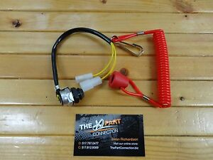 ARCTIC CAT TETHER SWITCH OEM #0638 887 FITS ALL 84 03 $26.50