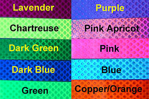 5#x27; WTP Fisheye Scale Water Proof Lure Tape 5#x27; x 1 2quot; Lengths 13 colors
