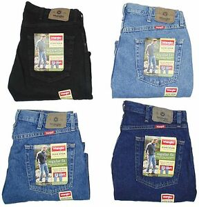 Wrangler Mens Jeans Five Star Regular Fit Many Sizes Many Colors New With Tags $24.99