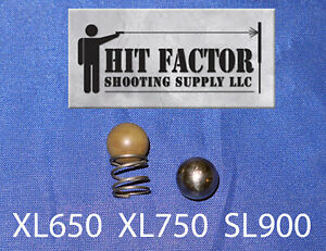 Low Mass Detent Ball for Dillon XL 650 SL 900 Press Hit Factor (SM)