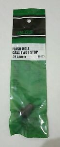 RCBS  Flash Hole Deburring Tool Case Pilot Stop for 35 cal #88133  NIP