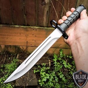13.5 Bayonet US Military Tactical Combat Hunting SURVIVAL Knife Fixed Blade