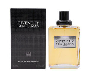 Givenchy Gentleman by Givenchy 3.3 oz 3.4 oz EDT Cologne for Men New in Box $39.35