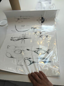 Oakley X-metal collector Sketch print 1 of 5 from SOHO event 2-15-15 Madman Rare