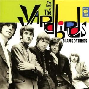 THE YARDBIRDS SHAPES OF THINGS: THE BEST OF THE YARDBIRDS NEW CD