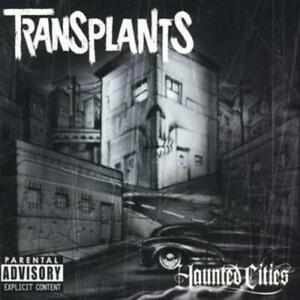 Transplants : Haunted Cities explicit Version CD 2005 FREE Shipping Save £s GBP 2.98
