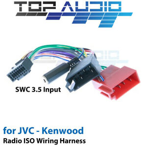 Jvc Wiring Harness Kd For Sale on
