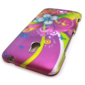 CoverON® for Nokia Lumia 1320 Case Hard Slim Phone Cover Floral Medley Design