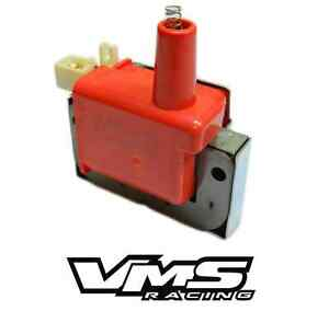 VMS RACING INTERNAL SUPER HIGH OUTPUT ENERGY IGNITION COIL FITS HONDA ACURA CAP $37.95