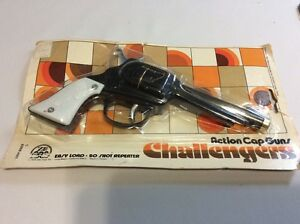 challenger action cap guns easy load 50 shot