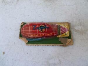 1950 airwhale world lines tin lithograph whistle