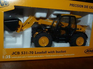 1 35 jcb 531 70 loadall with bucket 214