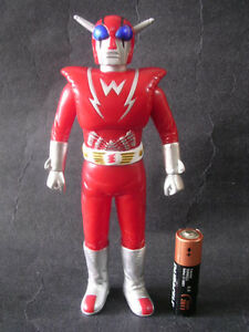 the super inframan red vinyl infra man hong