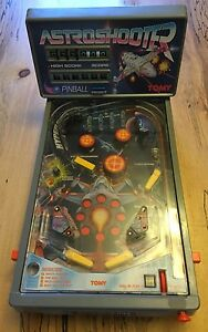 tomy astro shooter fully working with power
