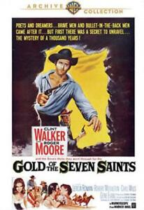 GOLD OF THE SEVEN SAINTS NEW DVD $16.13