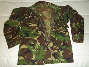 chemise commando royal air force camouflage