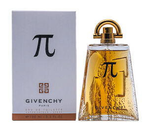 Pi by Givenchy 3.3 3.4 oz EDT Cologne for Men New In Box $43.51