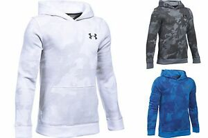 Under Armour Boys' Sportstyle Printed Hoodie NEW BACK TO SCHOOL GEAR!!