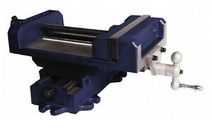 76-735-0 Cross Slide Drill Press Vise