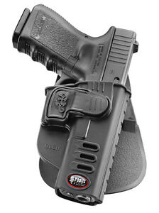 Fobus CH Rapid Release Level 2 For GLK 17/19/22/23/31/32/34/35 Holster # GLCH