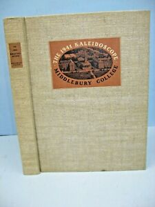 1941 Kaleidoscope, Middlebury College, Middlebury, Vermont Yearbook