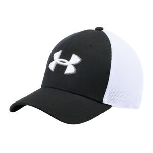 New JORDAN SPIETH Under Armour UA Golf Mesh Stretch 2.0 Cap - Pick Size