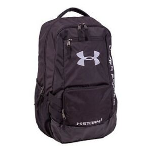 NEW UNDER ARMOUR STORM HUSTLE II BACKBACK FITS 15 INCH LAPTOP WATER REPELLENT