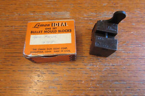 LYMAN IDEAL Bullet Mold Special 45 Paper Patch #445