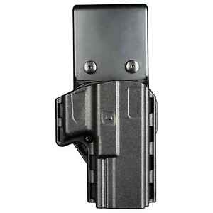 Uncle Mikes Reflex Competition Holster Size 9 Black Right Hand 74097