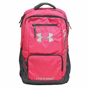 Under Armour Hustle II Backpack Pink