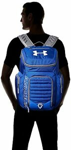 Laptop Backpack Book Bag Tote Carrier Under Armour Storm Undeniable 2 Royal Blue