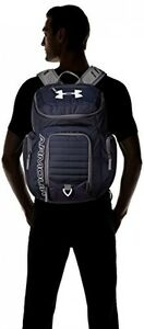 Laptop Backpack Book Bag Tote Carrier Under Armour Storm Undeniable 2 Navy New