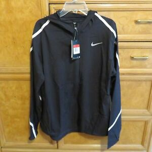 Women's Nike runningworkout full zip jacket with hood size L new NWT $110