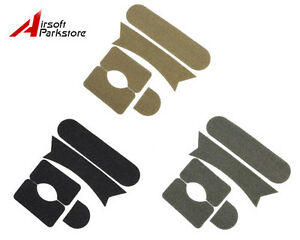 Airsoft Tactical Helmet Loop Sticker Replacement for MH Fast Ballistic Helmet