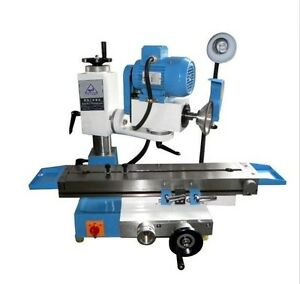 Universal Grinder Grinding Machine For Side End Mill Drill Bits External Round