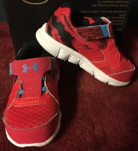 UNDER ARMOUR INFANT THRILL RN AC INFANTTODDLER BOYS 1258776-669 size 5K NEW