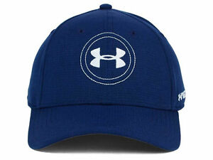 Under Armour Airvent Golf Hat - Navy - Size ML