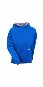 Under Armour Boy's Blue ColdGear Storm Sweatshirt-XL