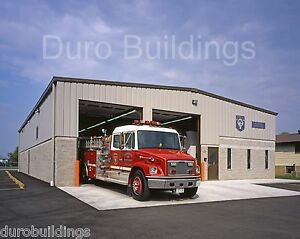 DuroBEAM Steel 50x110x17 Metal Building Prefab EMT Garage Auto Workshop DiRECT