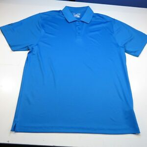 NEW UNDER ARMOUR HEAT GEAR LOOSE FIT GOLF CLUB OF THE EVERGLADES POLO SHIRT XL