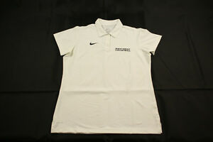 NEW Nike Army Black Knights - White Dri-Fit Polo Shirt (Multiple Sizes)