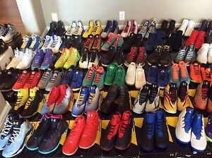 Complete Curry Shoe Collection