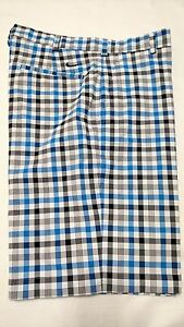 Nike Golf  Core Plaid Shorts Men's Size 33 Style 452712-103