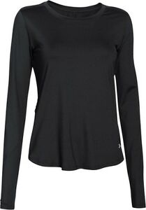 Under Armour Women's Running Long Sleeve Shirt SIZE 10(S) REF C1298*