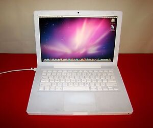 MacBook Apple A1181 OSX v.10.6.8 2GB 60GB Dual Core 1.83Ghz 13