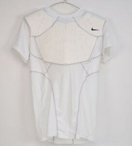 Nike Fit Dry Padded Shoulder & Chest Football Compression Shirt Men's 3XL