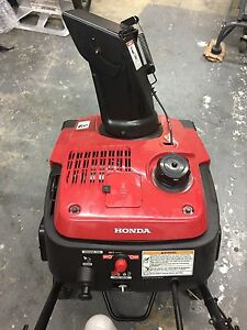 Honda HS720AM 20 in. Single-Stage Gas Snow Blower -  HS720AA- SAVE$$$