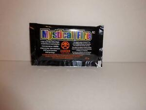 10 Pack Mystical Fire- Changes the color of fire campfire fireplace Color Flame